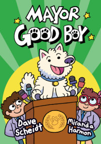 Cover of Mayor Good Boy cover