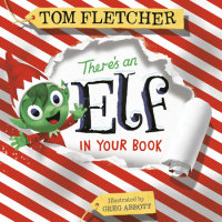 Cover of There\'s an Elf in Your Book cover