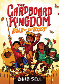 Cover of The Cardboard Kingdom #2: Roar of the Beast cover