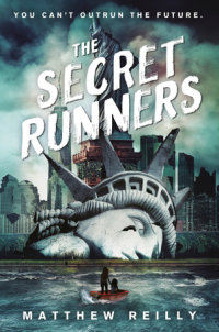 Cover of The Secret Runners cover