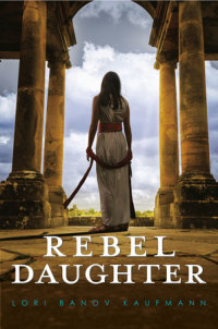 Book cover for Rebel Daughter