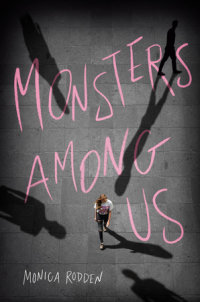Book cover for Monsters Among Us