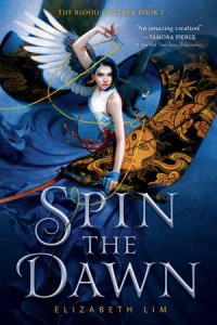 Book cover for Spin the Dawn