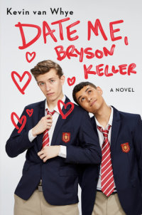 Cover of Date Me, Bryson Keller cover