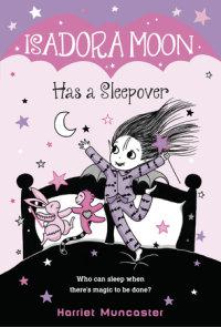 Book cover for Isadora Moon Has a Sleepover