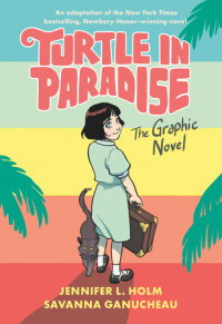 Cover of Turtle in Paradise cover