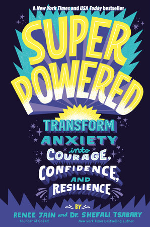 Cover image for Superpowered