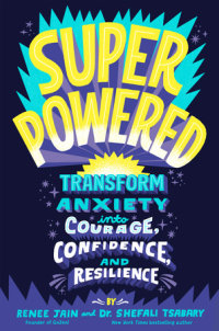 Cover of Superpowered cover