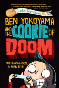 Cover of Ben Yokoyama and the Cookie of Doom cover
