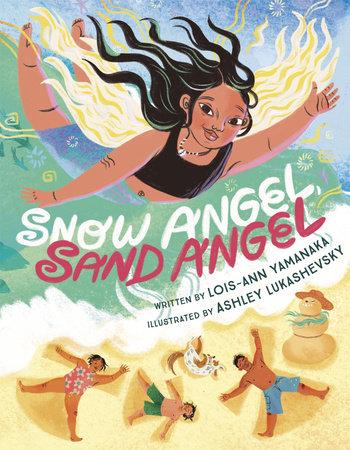 Snow Angel, Sand Angel
