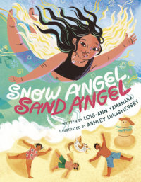 Cover of Snow Angel, Sand Angel cover