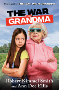 Book cover for The War with Grandma