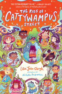 Book cover for The Kids of Cattywampus Street