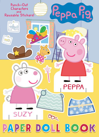 Peppa Pig Paper Doll Book (Peppa Pig)