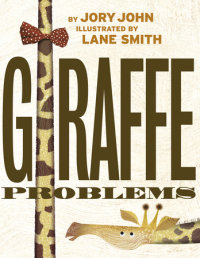 Cover of Giraffe Problems cover