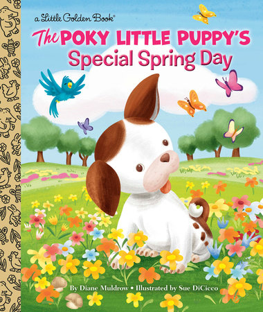 The Poky Little Puppy's Special Spring Day