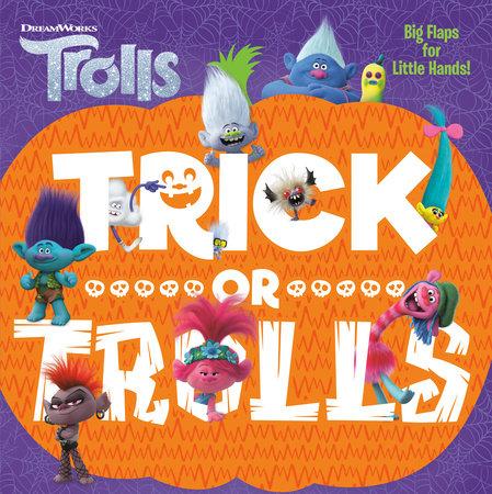 Trick or Trolls (DreamWorks Trolls)