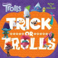 Book cover for Trick or Trolls (DreamWorks Trolls)