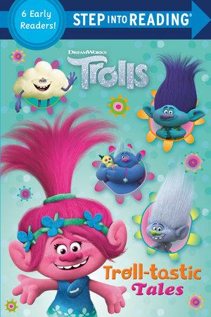 Troll-tastic Tales (DreamWorks Trolls)