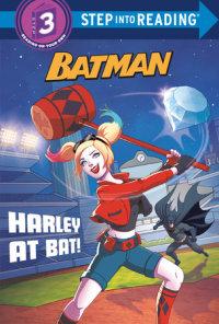 Cover of Harley at Bat! (DC Super Heroes: Batman) cover