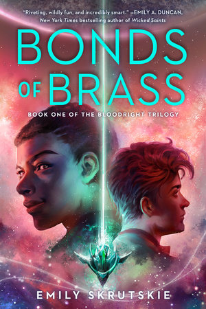 Cover image for Bonds of Brass