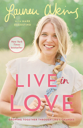 Cover image for Live in Love