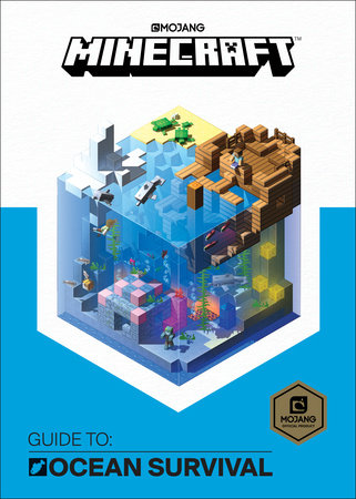 Minecraft: Guide to Ocean Survival - Penguin Random House Retail
