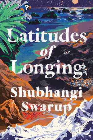 Latitudes of Longing book cover