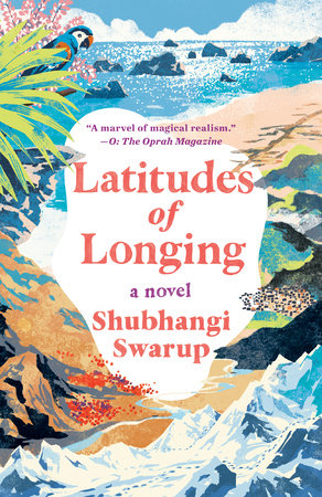 Cover image for Latitudes of Longing