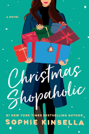Christmas Shopaholic book cover