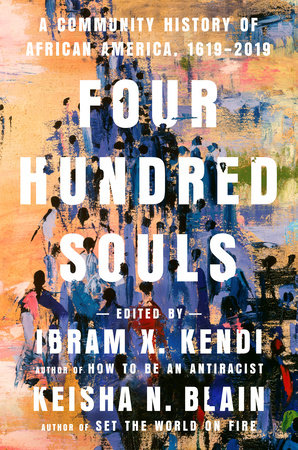 Four Hundred Souls book cover