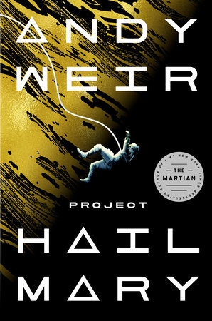 Cover image for Project Hail Mary