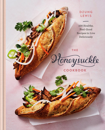 Cover image for The Honeysuckle Cookbook