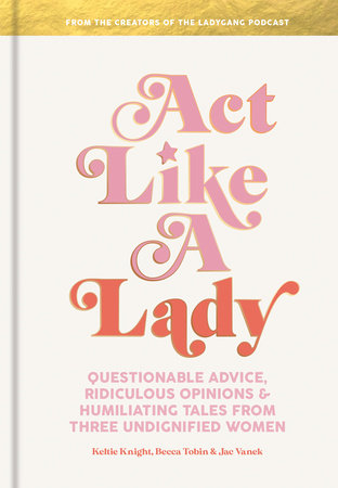 Cover image for Act Like a Lady