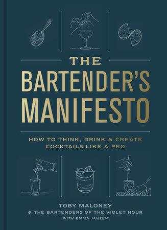 The Bartender's Manifesto