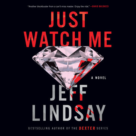 Just Watch Me book cover