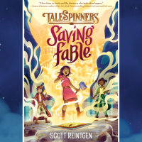 Cover of Saving Fable cover