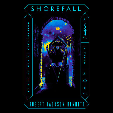 Shorefall book cover
