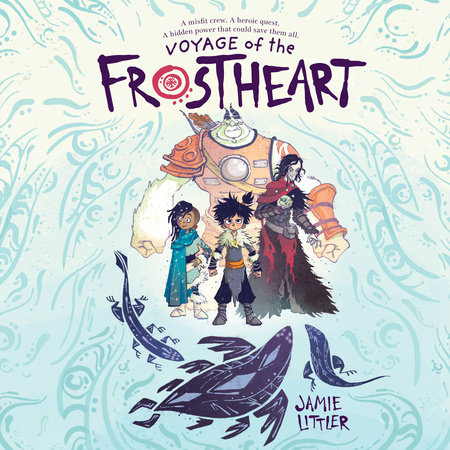 Voyage of the Frostheart