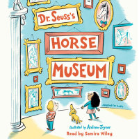 Cover of Dr. Seuss\'s Horse Museum cover