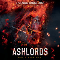 Cover of Ashlords cover