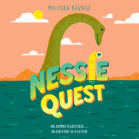 Cover of Nessie Quest cover