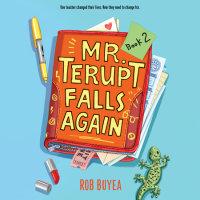 Cover of Mr. Terupt Falls Again cover
