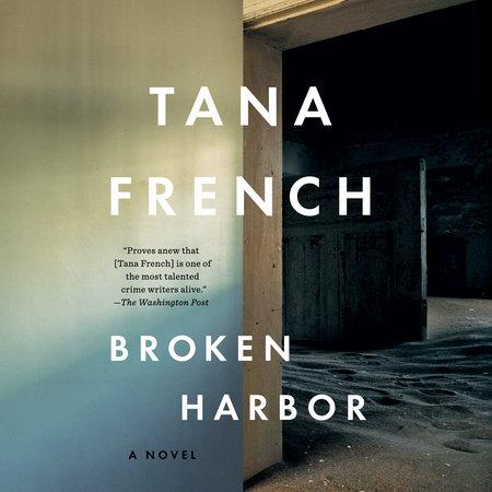 Broken Harbor book cover