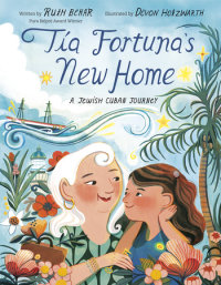 Cover of Tía Fortuna\'s New Home cover