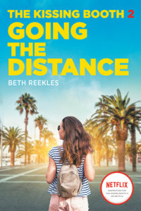 Book cover for The Kissing Booth #2: Going the Distance
