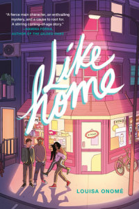 Book cover for Like Home