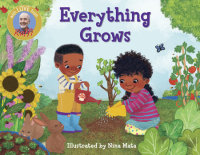 Book cover for Everything Grows