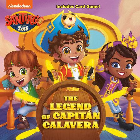 The Legend of Capitán Calavera (Santiago of the Seas)