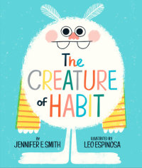 Cover of The Creature of Habit cover